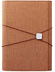 Office & School Supplies Weiche Abdeckung Notebook Mode Einfache Gefüttert Journal Tagebuch Planer Notizblock Plain Blank A5 Tagebuch Business Buch Notizblock Notebooks