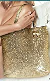 Victoria Secret Angel Gold Sequin Tote Tasche Neu