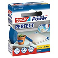 tesa Tesa Gewebeband 5634129 2.75mx19mm blau