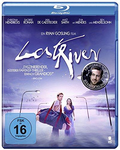 Lost River (Regiedebüt von Ryan Gosling) [Blu-ray]