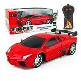 NiceButy 1pc Télécommande d'auto pour Enfants Simulation Model Car Les Enfants Toy Cadeau Drift Voiture de Sport (Couleur aléatoire) Fun Jouet pour Enfants...