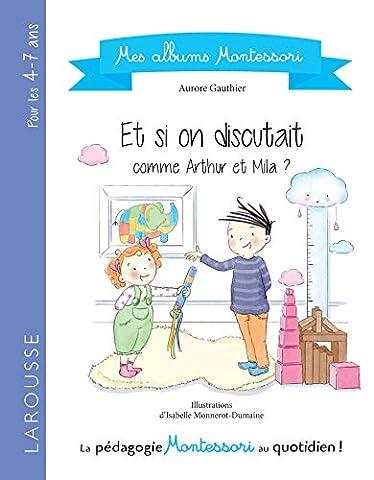 Mes albums Montessori - Et si on discutait