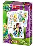 Trefl Old Maid Card Game - Disney Fairies