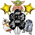 Star Wars Party Balloons, Globos De Star Wars Suministros De Fiesta Cumpleaños Para Decoración Niños, Globos Fiesta Star Wars