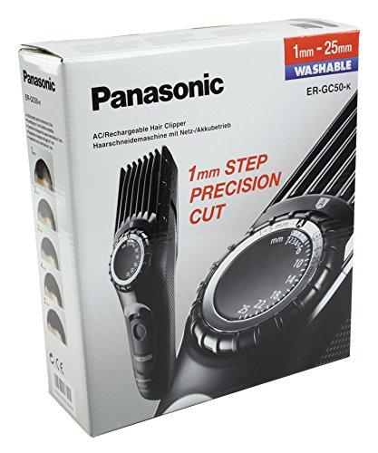 Afeitadora Panasonic ER-GC50