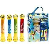Cressi Junior Diver Stick - Juego acuático de 2 piezas para niños
