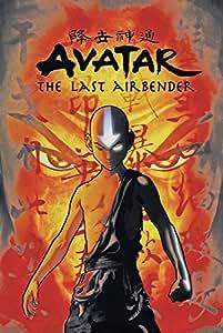 """Poster Avatar """"le dernier maître de l'air/ /The Last Airbender"""" (61cm x 91,5cm)"""