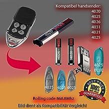 SOMMER 4020 TX03-868-4 Kompatibel Handsender, Ersatz Sender, 868.8 MHz keyfob