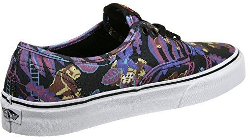 Vans Authentic, Sneakers Basses Mixte Adulte (Nintendo) Donkey Kong/black