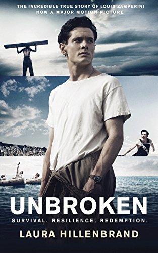 Book cover for Unbroken