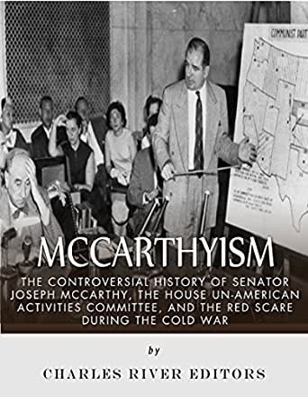An analysis of the red scare in the american history