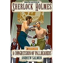 Sherlock Holmes: A Congression of Pallbearers: Volume 3 (Fight Card Sherlock Holmes)