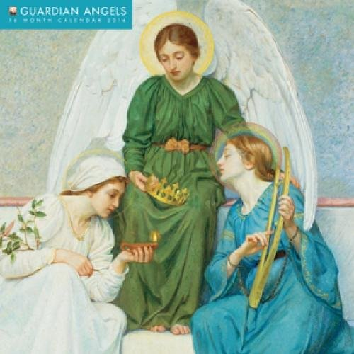 Guardian Angels 2014 Calendar: With Glittered Cover