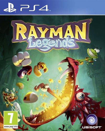 Rayman Legends [Importación Francesa]