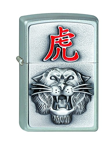 Zippo 2010 Year Of The Tiger 2001676