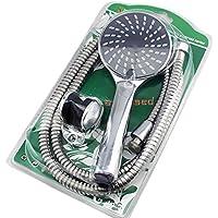 Massage Pomme de douche avec tuyau et support