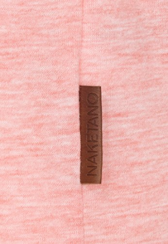 Naketano Female Shortsleeve Wolle X Sugar Pink Melange