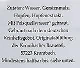 Krombacher Pils (1 x 5 l) - 2