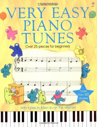 Very Easy Piano Tunes (Activities)