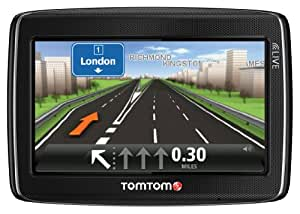 """TomTom GO LIVE 820 4.3"""" Sat Nav with Europe Maps (45 Countries)"""