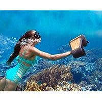 Submarino Vespa, Booster impermeable Acelerador de Energía Eléctrica Hélice de buceo piscina Vespa Juguetes Piscina niños recargable piscina 600W Deep Water 50M 2 Ajustes SKYJIE (Color : Orange)