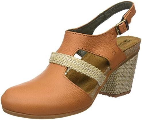 El Naturalista N5035, Zapatos de Tacón con Punta Cerrada para Mujer