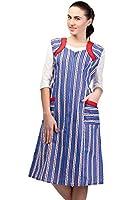 Hauskleid mit Reißverschluss Gr. 40 - 58