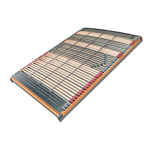 federholzrahmen 180x200 FMP Matratzenmanufaktur Lattenroste, buche, Natur, 140 x 200 cm