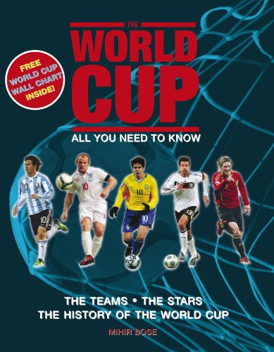 World Cup 2010 South Africa: The Teams the Players the Venues por Mihir Bose