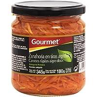 Gourmet Zanahoria en tiras agridulce - 180 g