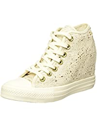 CONVERSE ALL STAR MID LUX PARCHMENT
