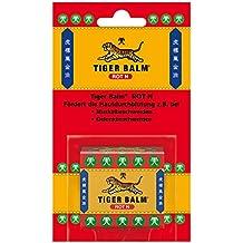 TIGER BALM ROT N/Natürlicher Balsam zur Förderung der Hautdurchblutung/Einreibung mit hochwertigen ätherischen Ölen/1 x 19,4 g