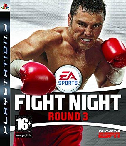 Fight Night Round 3 (PS3) [Importación inglesa]
