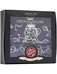 Joules Mens Crown Joules Boxer Shorts and Breathable Socks Gift Set