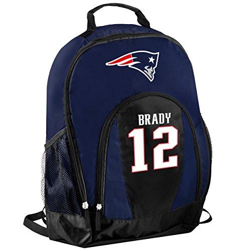 FOCO New England Patriots Tom Brady #12 Primetime Rucksack