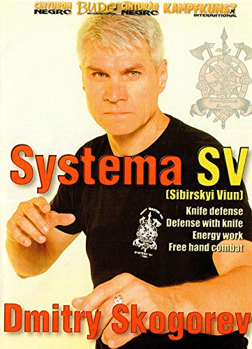 Systema Self Defense Empty Hands & Knife