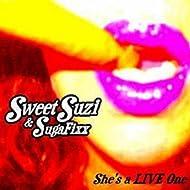 "She's A ""Live"" One"