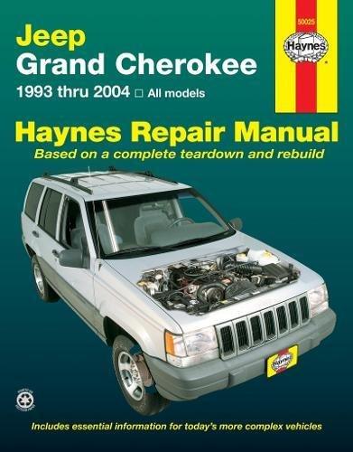 Jeep Grand Cherokee (93 - 04) (Haynes Repair Manual) por John Haynes