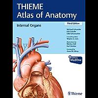 Internal Organs (THIEME Atlas of Anatomy) (English Edition)