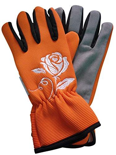 Hansons Garden gg112 Mesdames gants rembourrés en polyester/spandex