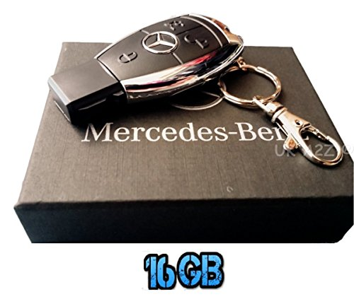 Sport auto di lusso 16gb telecomando chiave usb flash drive/stick/pen drive. venduto in confezione regalo scatola.