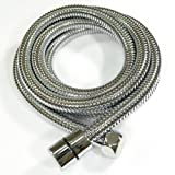 KES I3150 Replacement Shower Hose 1.5-Meter (59-Inch) Stainless Steel, Polished Chrome