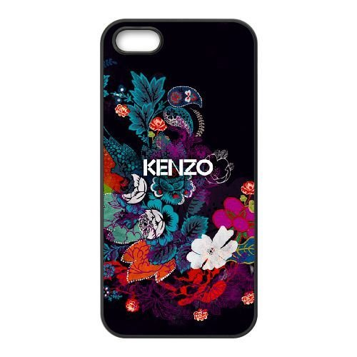 iPhone 5 5s coque [Noir] KENZO Thème l'iPhone 5 5s coque SHDA4616