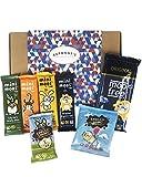 Moo Free Ultimative Schokolade Behindern Geschenkbox - Ohne Milchprodukte, Organische, Glutenfrei & Vegan -...