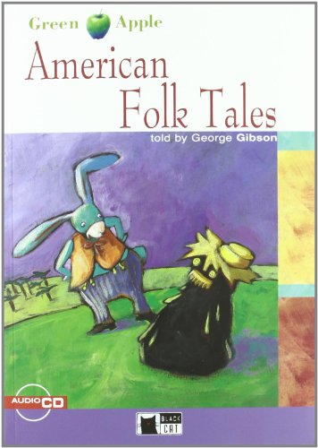 GA.AMERICAN FOLK TALES+CD