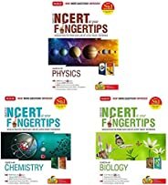 Objective NCERT at your Fingertips for NEET-AIIMS - Set of 3 Books(Physics, Chemistry and Biology for NEET 202