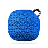 Pebble JukeBox Bluetooth Speakers (Blue)