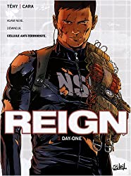 Reign, Tome 1 : Day-one