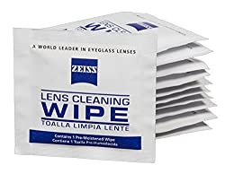 Zeiss Pre-Moistened Lens Cloths Wipes, 600 Count