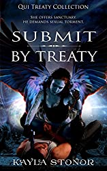 Submit By Treaty (Alien Shapeshifter Romance) (Qui Treaty Collection Book 4)
